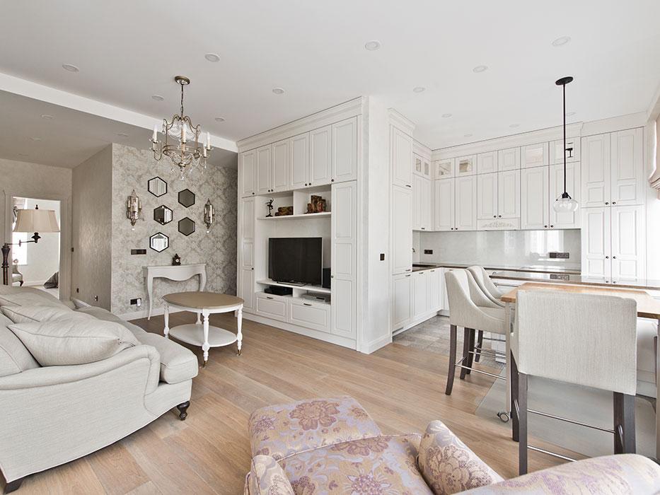 Senamiesčio apartamentai II2015 m.